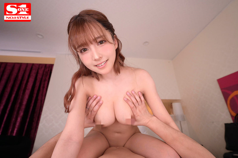 三上悠亜(三上悠亚) 作品SIVR-137 :和你太太相比,谁的胸部比较大?