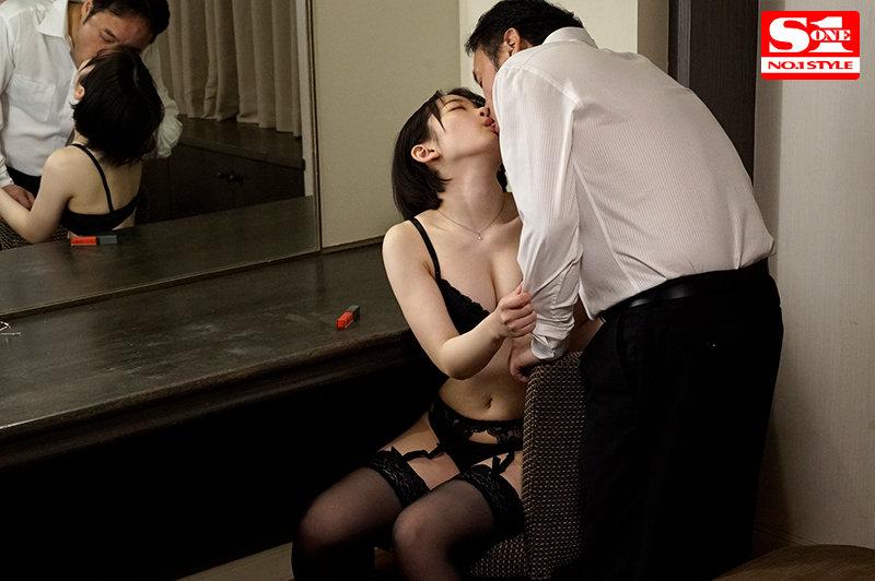 架乃ゆら(架乃由罗)作品SSIS-147 :上司趁老公出差将她调教成性玩物。