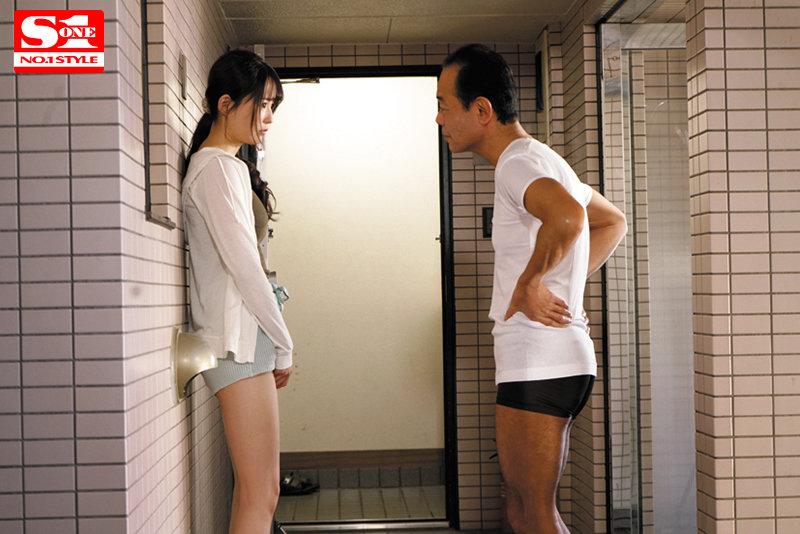 """SSIS-152:饥渴女大生""""乙白さやか(乙白沙也加) """"主动上门去找大叔…"""