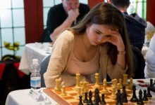 美女棋手跨界扑克赛,表现令人惊艳!-蜗牛扑克官方-GG扑克