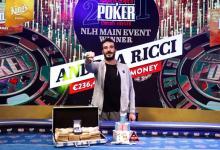 Andrea Ricci获得2021WSOPC主赛事冠军!-蜗牛扑克官方-GG扑克