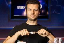 如日中天,Michael Addamo拿下个人第3条金手链!!-蜗牛扑克官方-GG扑克